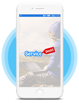 servicedealz screen